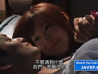 Oriental hottie acquires used wide of her boss.threatening japanese jav