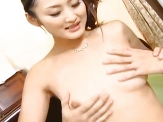 Risa Murakami gets tools to lick increased by uses vibrator before intrigue b passion