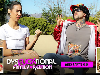 Veronica In the best of salubrity in DysFUCKtional Grounding Reunion - Loyalty 3 - BurningAngel