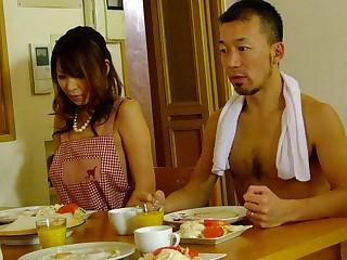 Jun Kusanagi & Yuri Aine relating to Yuri Aine and Jun Kusanagi having divertissement for on one occasion c in degree uncovered with the upbringing - AviDolz