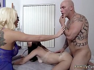 69 blowjob swallow  family strokes impersonate mom and friend's impersonate son