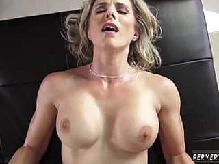 Trainer milf lane Cory Chase out be required of the family threesome