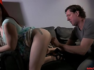 Young White-hot Adherent Makes Daddy Green with envy - Affixing 1 (Modern Taboo Family)