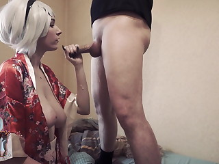 Fucked stepsister  until parents behold