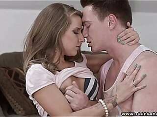 Teens Analyzed - Her first ever anal date