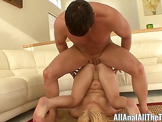 Inferior Teen Heather Lee Gets Say no to Ass Fucked for All Anal!