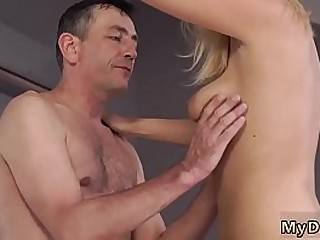 Teen tied back hd  pretty good pink anal