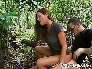 Wild MILF having hardcore intercourse above reproach